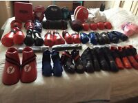 Used Martial arts gears