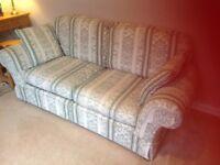 "Three seat sofa o/s 80"" X 36"" X 36"""