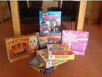 Board games £8.00 for all