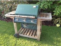 Outback hunter gas bbq £35 Ono tel 07966921804