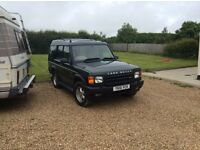 DISCOVERY 2 Td5. ES 2001