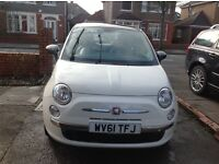 Fiat 500 TwinAir. Sale due to change in situation.