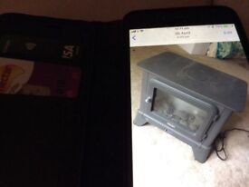 Very good condition stove electric fire, hardly used