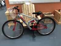 Apollo Mountain Bike (Red&Silver)