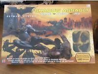 Batman Begins board game