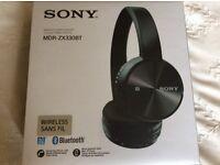Sony Bluetooth Headphones. Brand New.
