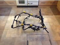Bicycle rack from Halfords