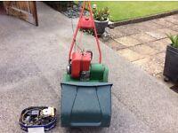 Suffolk Colt petrol Lawn Mower ( working )