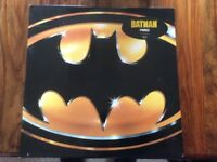 Prince - Batman (Motion Picture Soundtrack )LP 1989