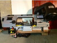 Draper 30736 MBS46A 350W 230V Horizontal and Vertical Metal Cutting Bandsaw