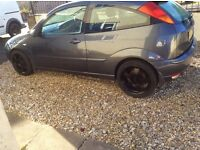 "Ford set of 4 (17"" alloys +tyres)"