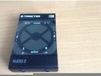 Traktor audio 2 dj soundcard