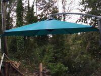 Cantilever Hanging Parasol
