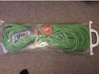 Brand new dry treated beal unicore 8.5 mm climbing rope