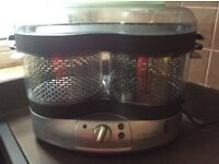 Tefal Vitacuisine steamer, fully working, vgc - West Kirby, Wirral