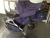 Easy life sport jogger buggy /pushchair great quality new Zealand made (same as mountain buggy)