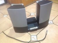 Bang and Olufsen Beolab 2000 type 1642 audio room link system amp and speakers