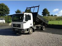 MAN TGL8.180 2006 not Daf / iveco