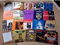 Jazz LP Records For Sale - As A Job Lot