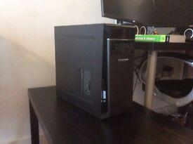 Desktop PC £250 - 12GB ram, 2tb Hard drive, 2gb graphics card
