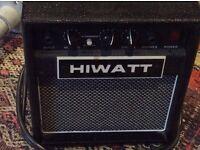 HIWATT Maxwatt Spitfire Practice Amp