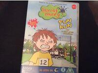 Horrid Henry fun run , and five other gross adventures DVD