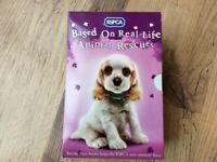 PSPCA Animal rescue pets x10 children books box set in excellent condition perfect for Christmas