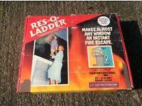 Res Q Fire Escape Ladders.