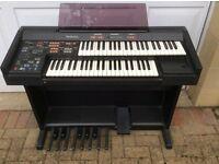Technics electronic organ,