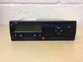Digital tachograph unit vdo 1381