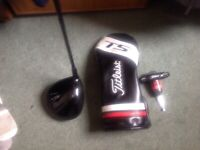 Titleist ts2 driver ** sold **