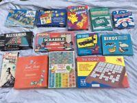 Multiple board games 1