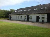 Two bedroomed cottage for rent in Ringford, Castle Douglas
