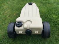 Aquaroll Wastemaster. Caravan Motorhome. Very good used condition
