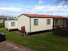 Lovely static caravan to rent in Torquay / Paignton