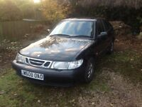 Saab 9-3 SE. Very reliable, full service history, good condition for a car of this age.