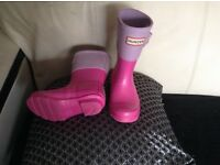 GIRLS HUNTER WELLIES