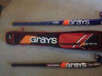 Indoor and Outdoor Greys Hockey Stick + Bag