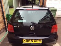 VW POLO Match One owner from new and in very good condition.