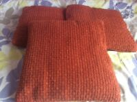 3 cushions from next