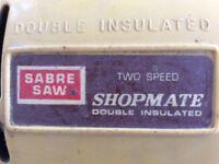 SHOPMATE ELECTRICSABRE SAW 2 SPEED