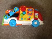 Used Toot-toot Transporter Interactive Toy
