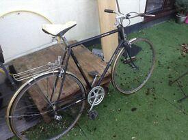 Raleigh Richmond gents bike.