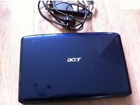 Acer Aspire 5536 Faulty laptop