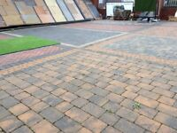 Paving for sale. Ex display paving for sale many types and colours. Massive savings to be had.