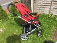 Britax vigour 4+ buggy pushchair