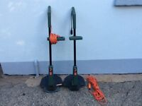 Black and decker strimmers