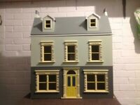 3 storey dolls house. As new. Buyer to collect.