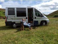 Globecar Roadscout R Campervan