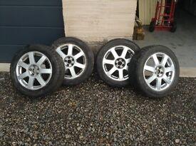 4 Wheels & Winter Tyres